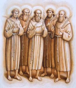Protomartiri Francescani