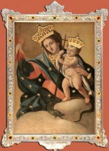 Venerata immagine della Vergine Liberatrice dai Flagelli