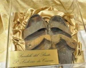 Sandali di SanLudovico da Casoria