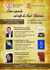 VI edizione Sofà Sant'Antonio