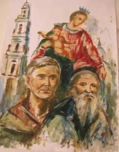 Ludovico da Casoria e Bartolo Longo
