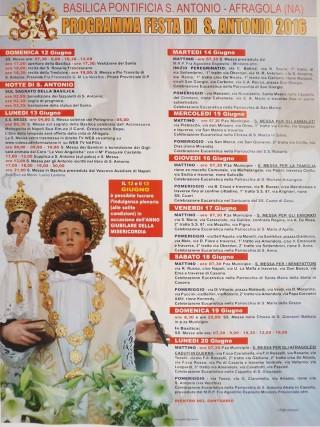 Festa Santo Afragola 2