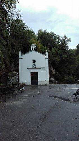 Santuario Madonna delle Grazie a Casale di Carinola