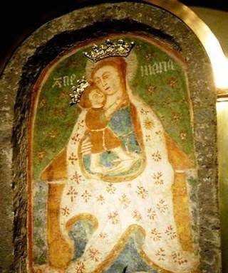 La Madonna di Casale di Carinola