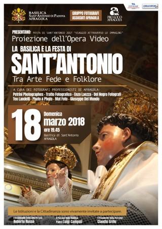 Sant'Antonio Afragola dvd